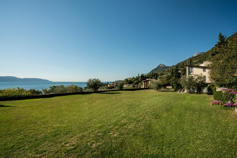 Villa Limonaia, holiday rental in Gargnano