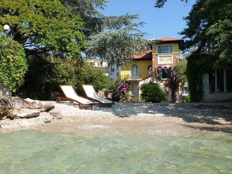 Villa Ondina, holiday rental in Barbarano di Salo
