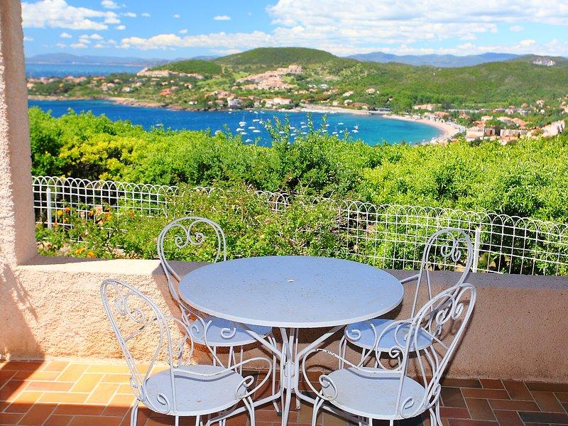 La Galine, vacation rental in Agay