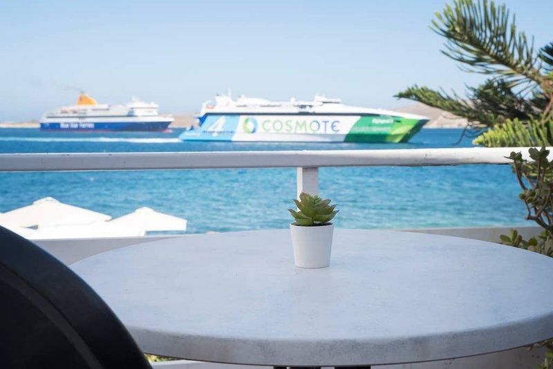 Kastro Guesthouse, location de vacances à Krotiri