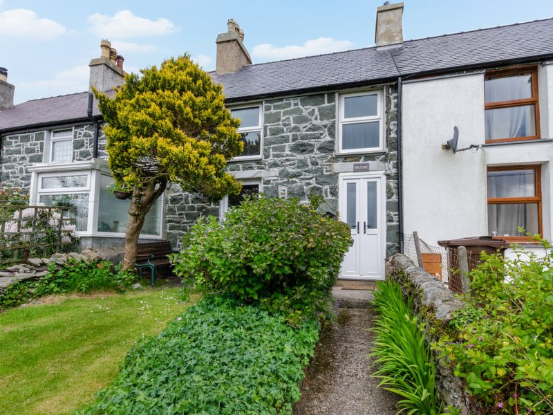 Fron, holiday rental in Penygroes