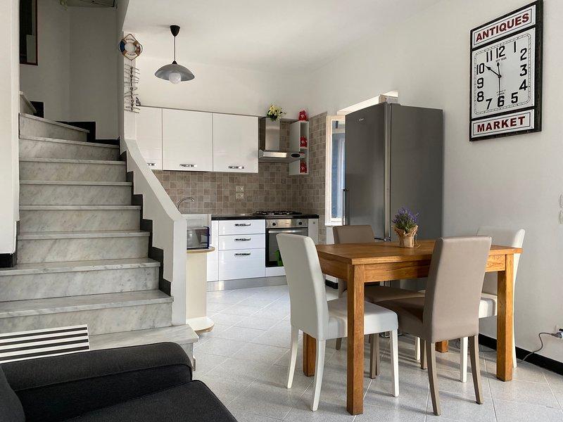 'La Moggia' Casavacanze Guest House, location de vacances à Ne