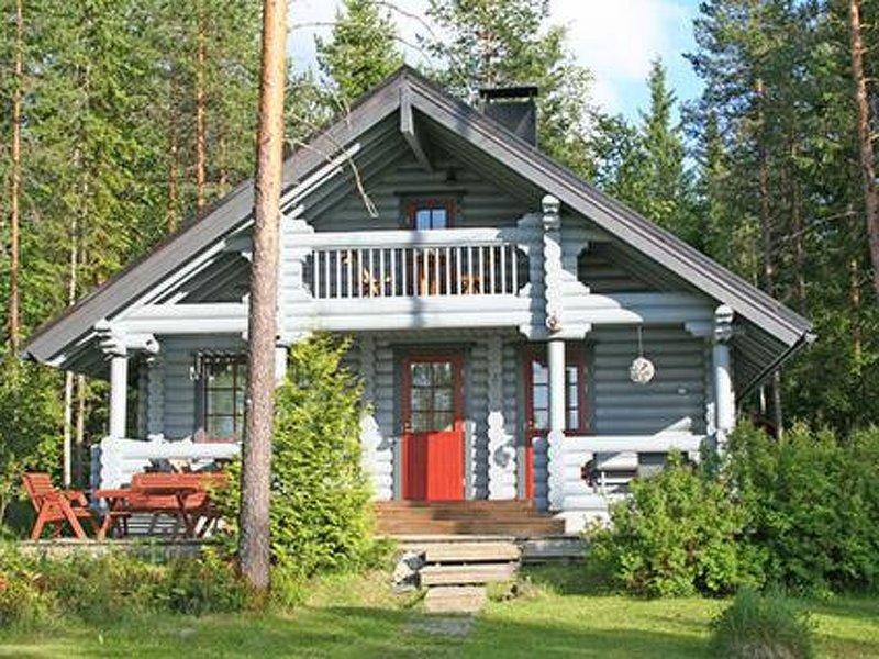 Kaakonranta, holiday rental in Reisjarvi