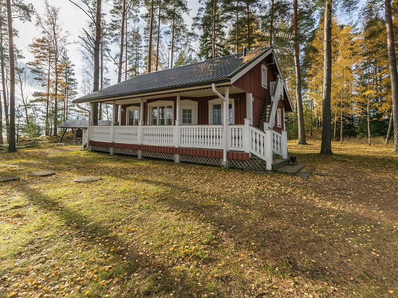 Meritähti, vacation rental in Bromarv