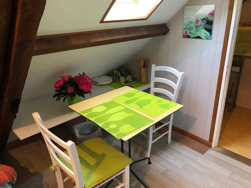 STUDIO 2 PERSONNES (2*) CENTRE LA ROCHE POSAY, location de vacances à La Roche-Posay