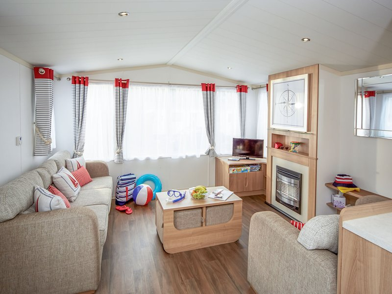 Caravan Perran Sands, vacation rental in Mount
