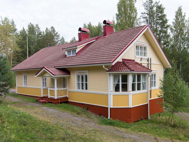 Villa kukkapää, holiday rental in Puumala
