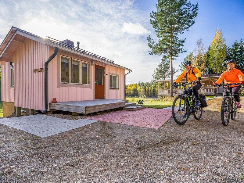 Villa ebba, aluguéis de temporada em Padasjoki