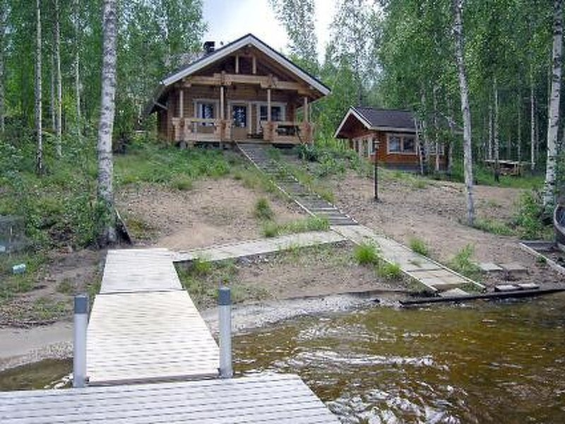 Puulanhovi, casa vacanza a Central Finland