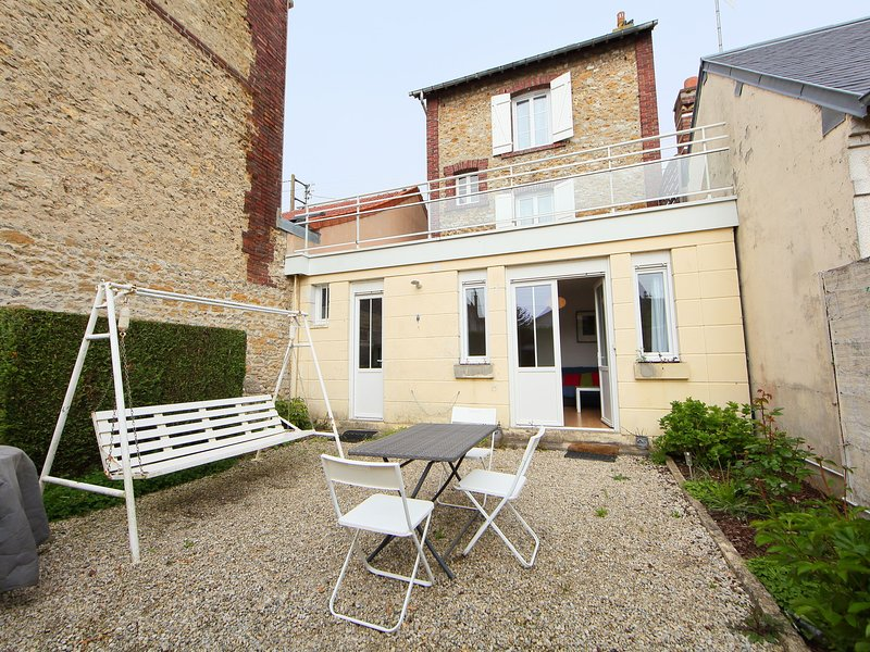 Villa, vacation rental in Auberville