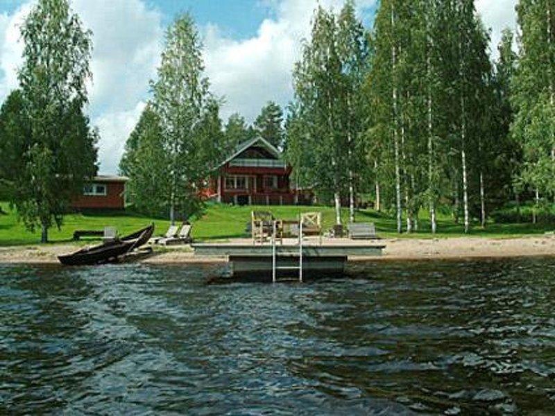 Haapala, Ferienwohnung in Alapitka