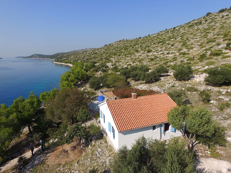 Island Sit, Kornati, holiday rental in Kornat Island