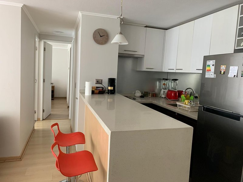 Beautiful apartment in the center Viña del Mar., holiday rental in Villa Alemana