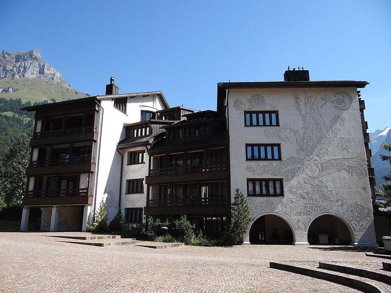 Am Dürrbach 6/623, vacation rental in Engelberg