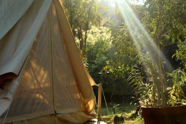 Glamping Boutique Mexico Casita Yuca, vacation rental in Oaxtepec