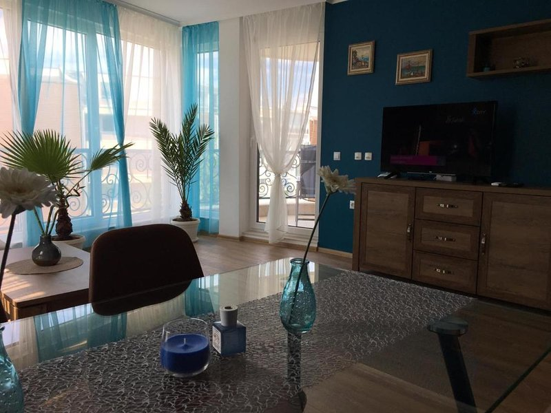Azur Apartment Deluxe, holiday rental in Chernomorets