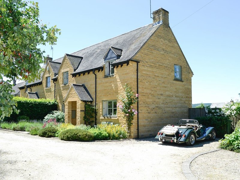 Willow Cottage, vacation rental in Aston Magna