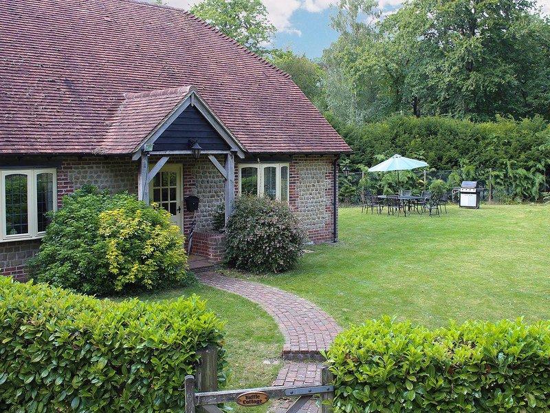 Yaffle Cottage, casa vacanza a Petworth