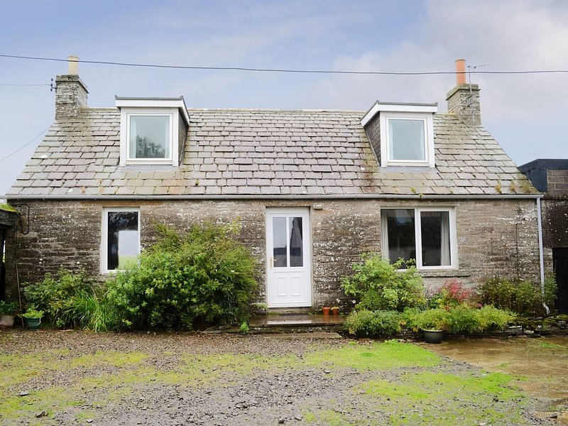 The Cottage, holiday rental in Melvich
