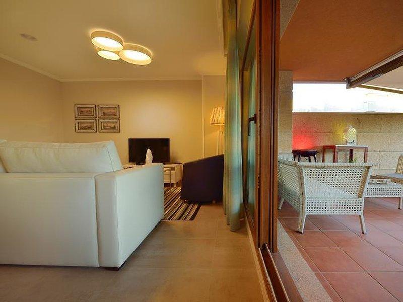 Apartamento Bajo en Isla de la Toja, holiday rental in Isla de la Toja