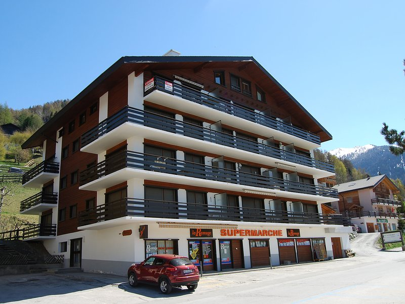 App. 20A Ramuge, location de vacances à Veysonnaz