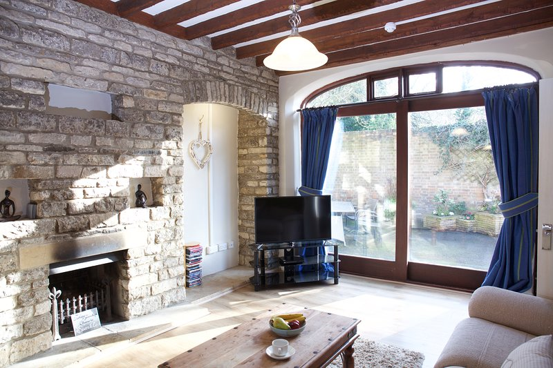 The Coach House, Stamford, vakantiewoning in Stamford