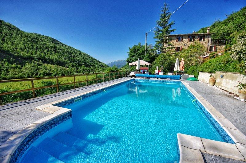 Santa Chiara - Pantano, holiday rental in La Bruna