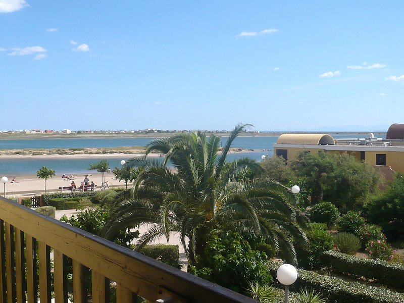 Gruissan Plage, vacation rental in Bages