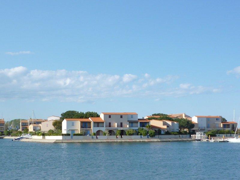 Marina 1, alquiler de vacaciones en Saint-Cyprien-Plage