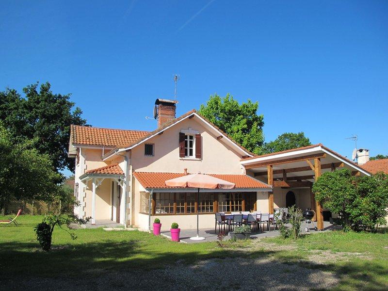 Campagne, holiday rental in Saint-Paul-en-Born