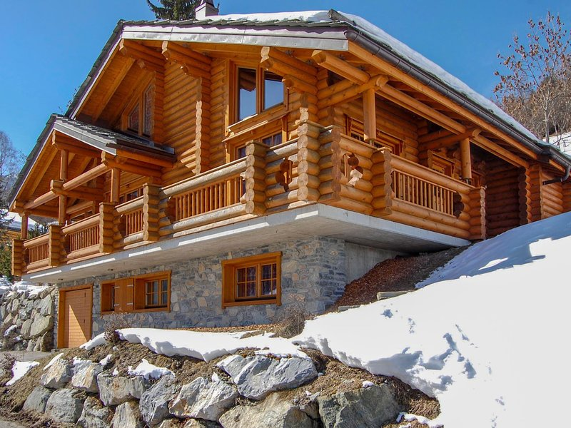 Les Fougères, holiday rental in Nendaz