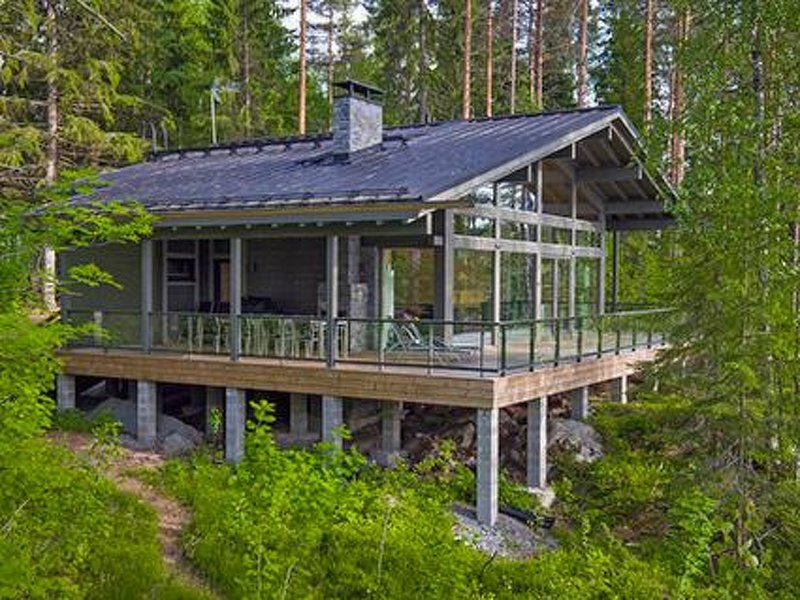 Mustikkakallio, vacation rental in Petajavesi