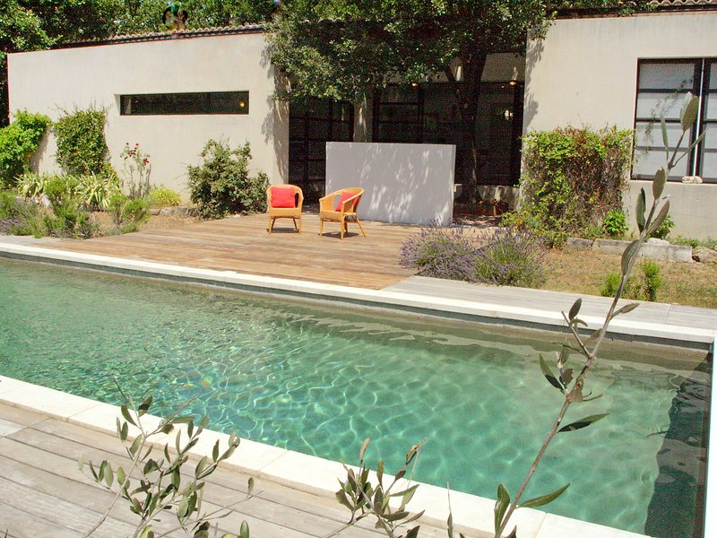 Villa Isabelle, holiday rental in Rustrel
