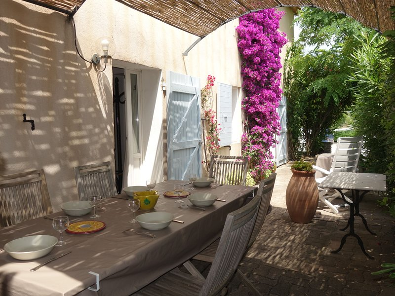 Le Mazet, holiday rental in Les Lecques