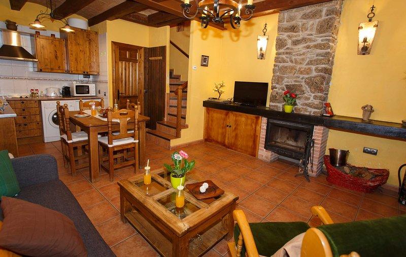 El Bulín de Braojos - Casa Golondrina, holiday rental in Garganta de los Montes