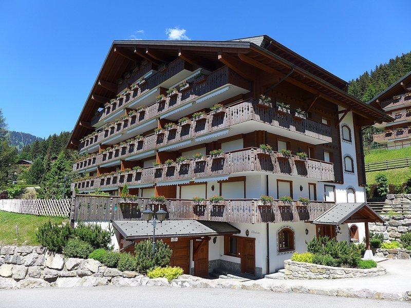 Rhodonite 4, location de vacances à Alpe des Chaux