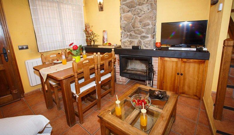 El Bulín de Braojos - Casa Zorzal, aluguéis de temporada em Pedraza