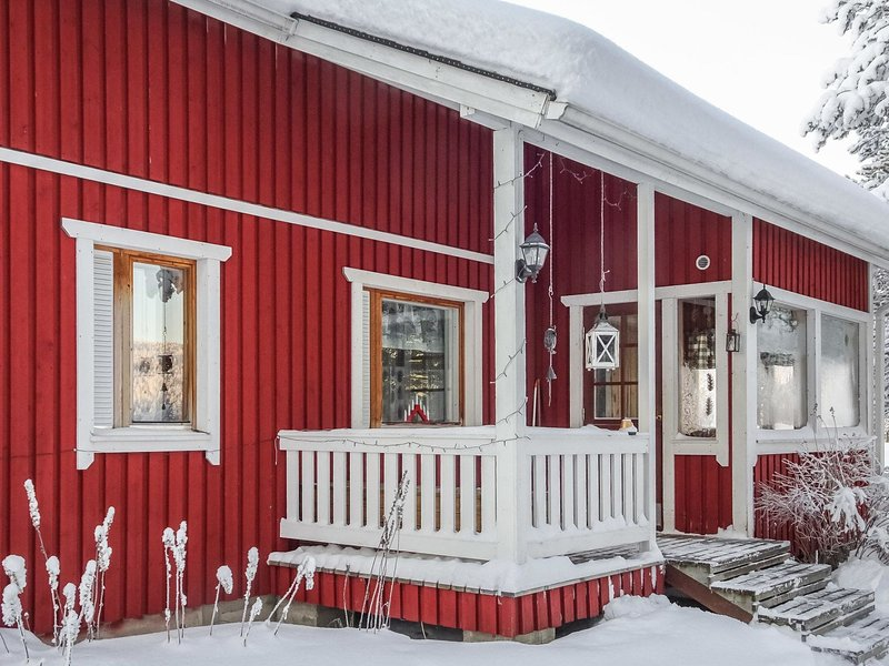Villa unari, alquiler vacacional en Raudanjoki