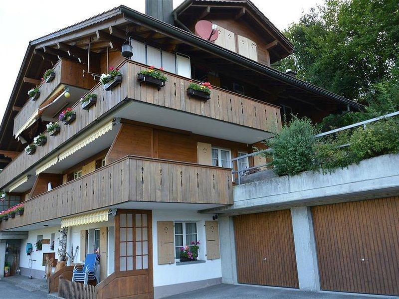 Eichhorn, holiday rental in Zweisimmen
