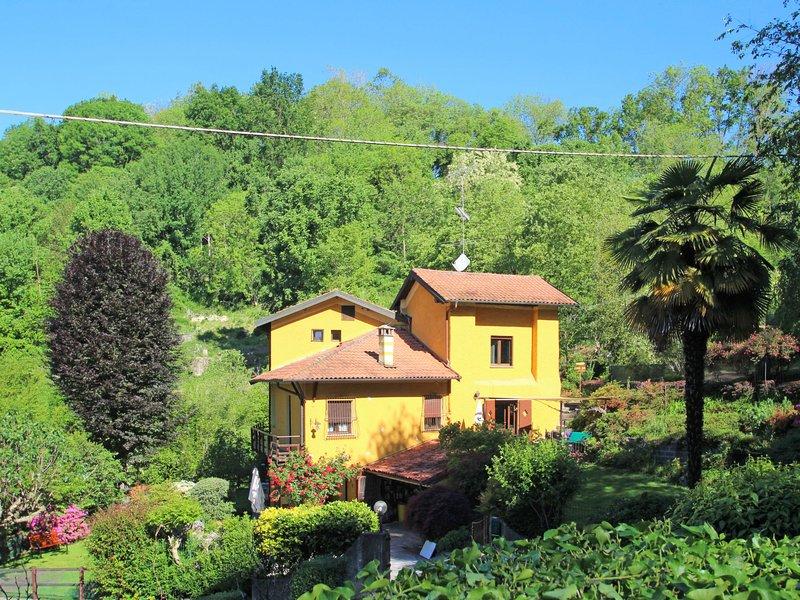 La Furnaseta, casa vacanza a Invorio