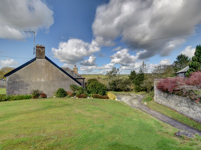 Middle Beccott Cottage, vacation rental in Barnstaple