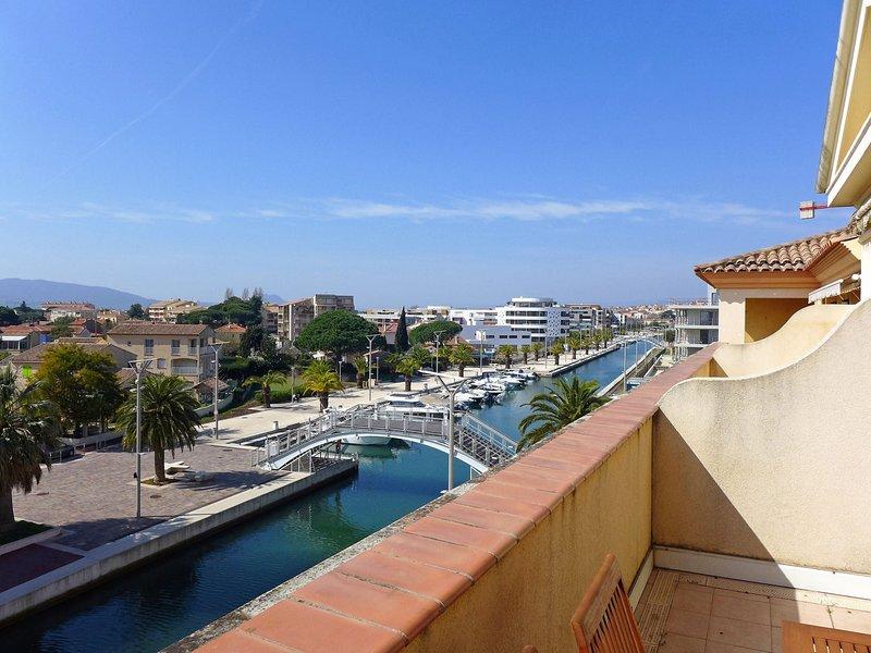 Port Quiétude, location de vacances à Fréjus-Plage