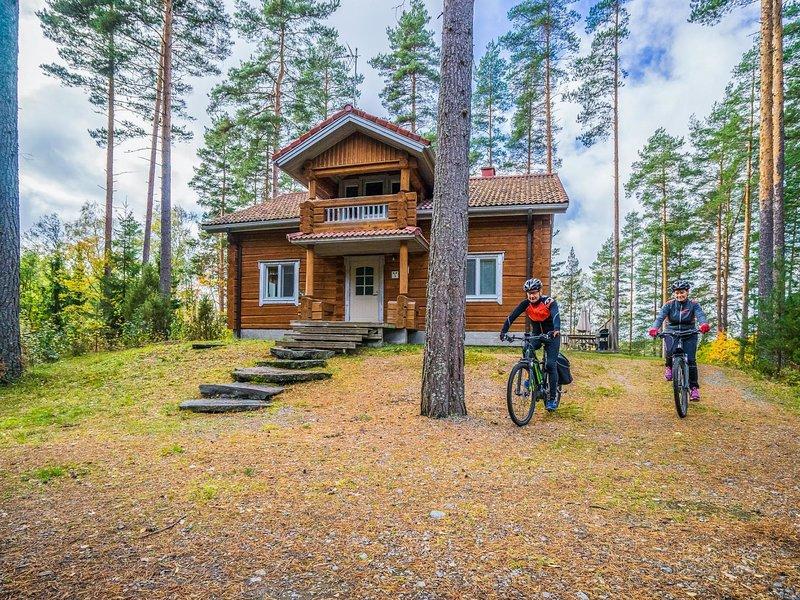 Tainan tupa, aluguéis de temporada em Padasjoki