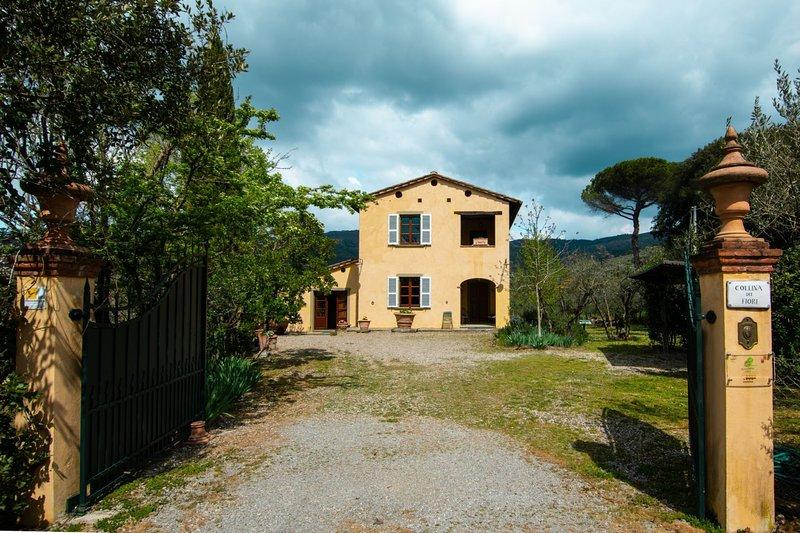 Fondaccio Villa Sleeps 6 with Pool - 5490385, holiday rental in Vitiano