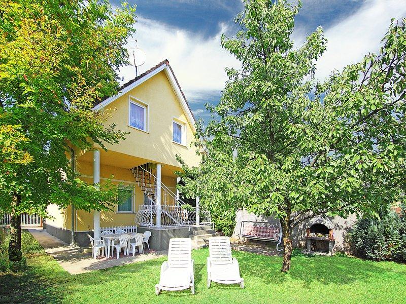Balaton A602, holiday rental in Balatonfuzfo