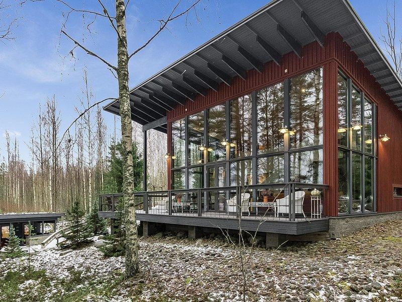 Villa kaisa, vacation rental in Lievestuore