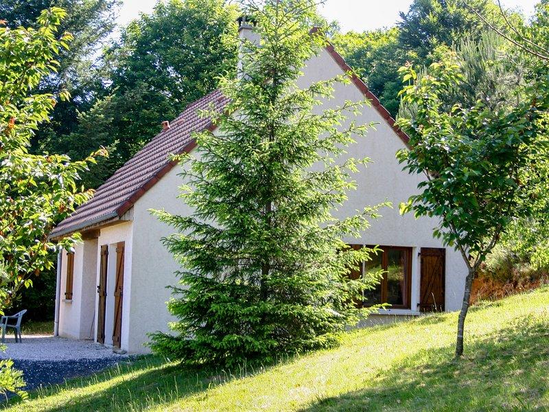 La Châtaigneraie, location de vacances à Aubazines