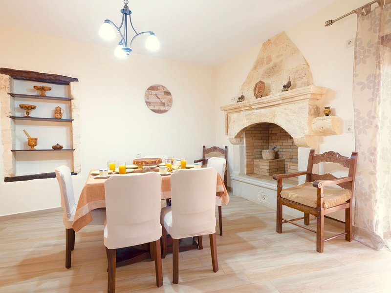 Lucas, holiday rental in Melidoni
