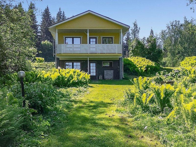 Villa-lyydia, holiday rental in Luopioinen
