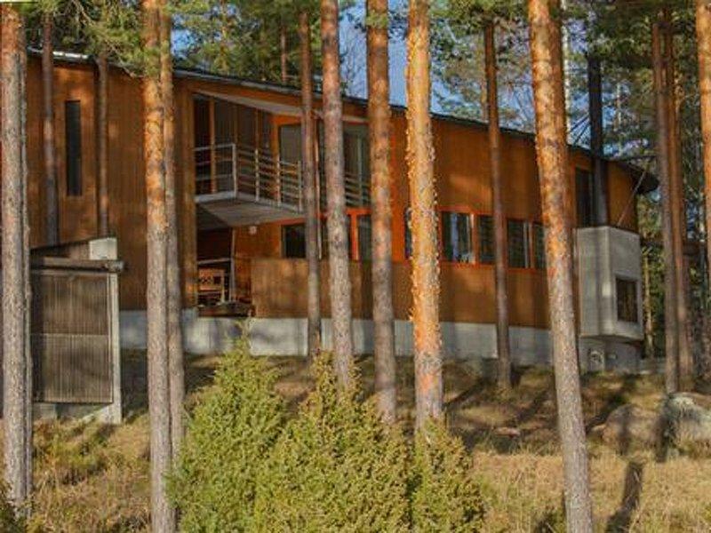 Huvila hiljaisuus, location de vacances à Valkeala